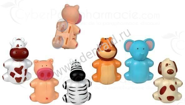 Miradent-FUNNY-ANIMALS-toothbrush-holder-suction-cup